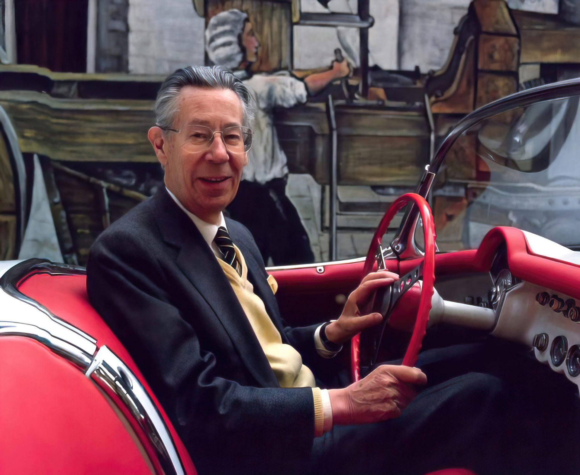 Philippe Charbonneaux en 1989